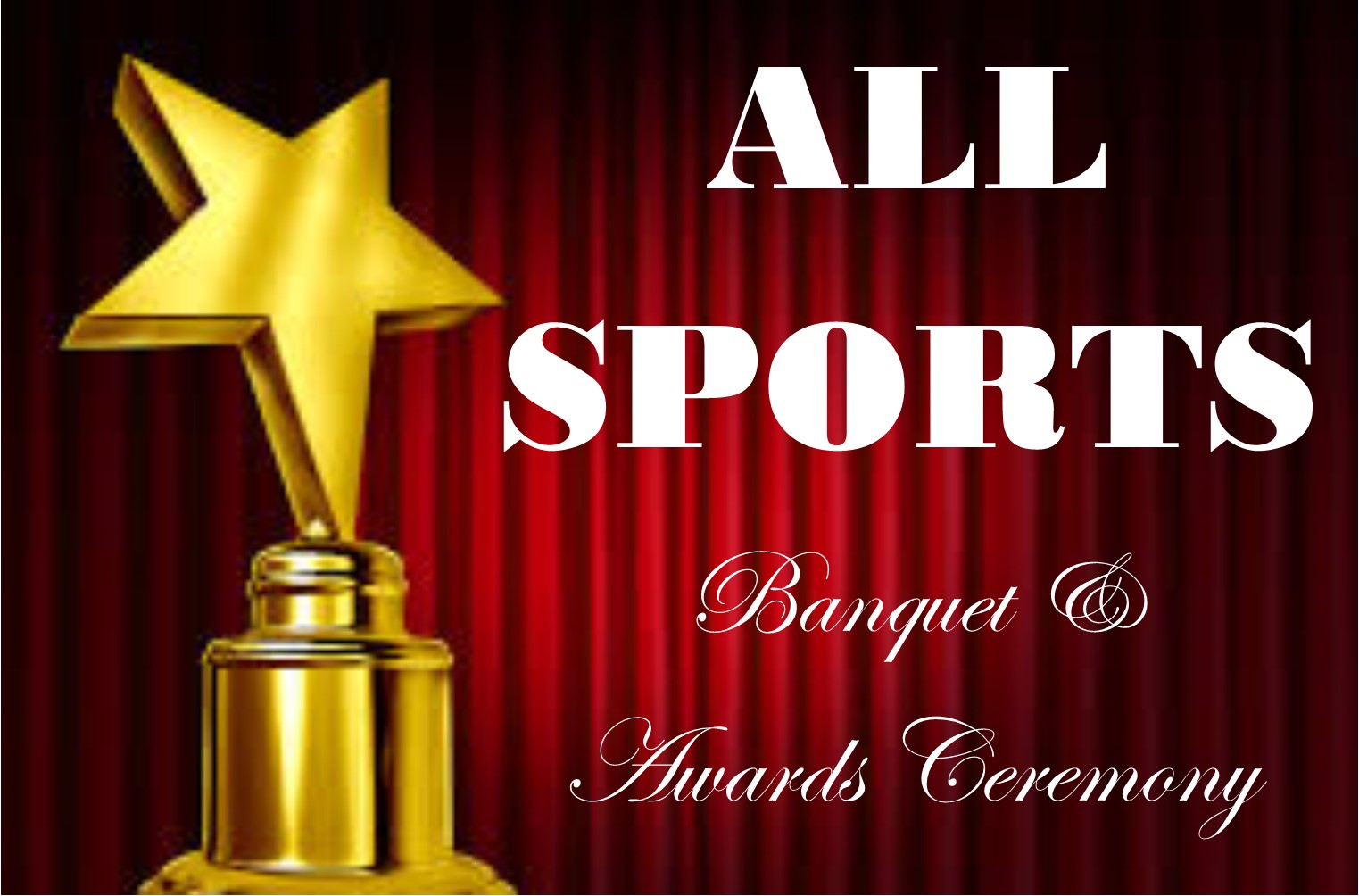 Fall All Sports Banquet – Monday, 11/19