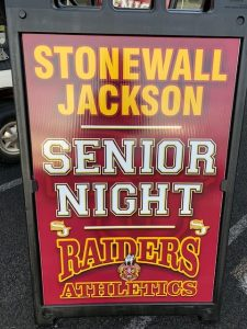 Fall 2018 Senior Nights