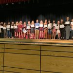All District field hockey, cross country