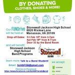 SJHS Band Fundraiser