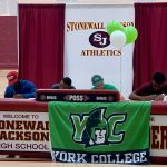 College Signing Ceremony