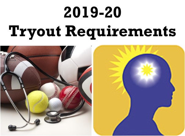 2019-20 Tryout Requirements