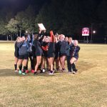 Lady Hornets win 4th consecutive District Championship