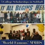 Eye on Our Tigers- Three Softball Scholarships