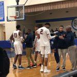 Boys Varsity Basketball beats Morrow 66 – 51