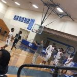 Boys Varsity Basketball beats Martin Luther King, Jr 64 – 49