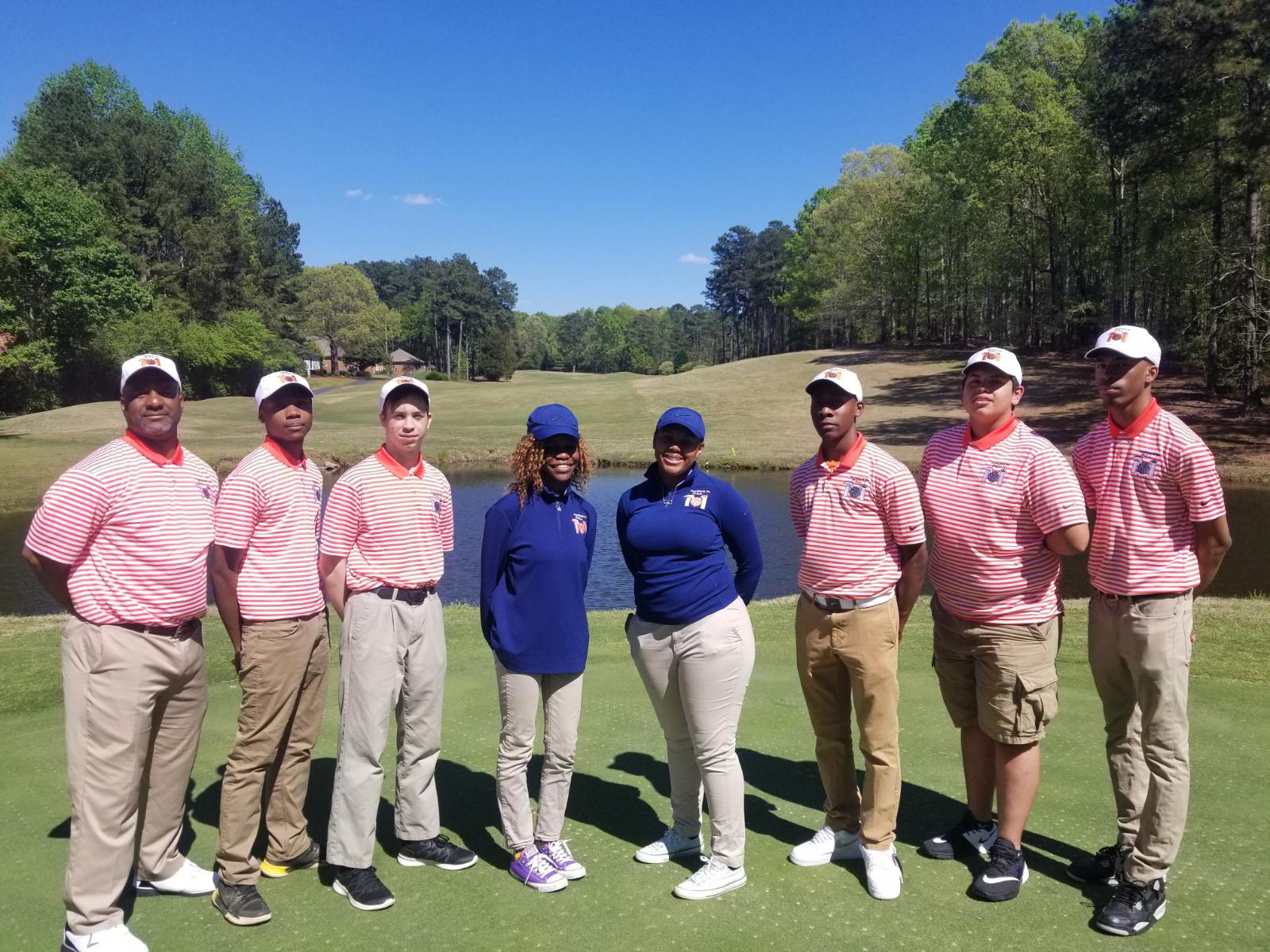 MMHS Golf Team Wins The County Golf Tournament