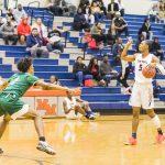 Boys Varsity Basketball beats Griffin 75 – 40
