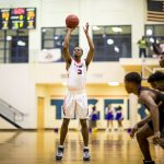 Boys Varsity Basketball falls to 7A East Coweta 105 – 86 in their opening scrimmage game