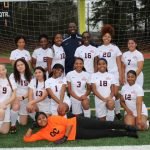 Soccer Lady Tigers