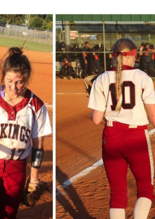 The Lady Tigers Softball Season ended on run ruled in the 1st Round of GHSA State Play-Offs!