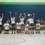 Serving Game & Defense Equal 2 Wins!
