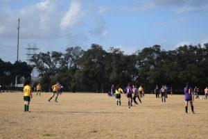 MS Lady Mavs Soccer vs KIPP Spirit