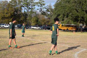 MS Mavs Soccer vs KIPP Spirit