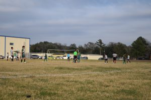 MS Mavs Vs. Gulfton Soccer