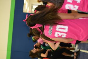 JV Pink Game vs KATY IL