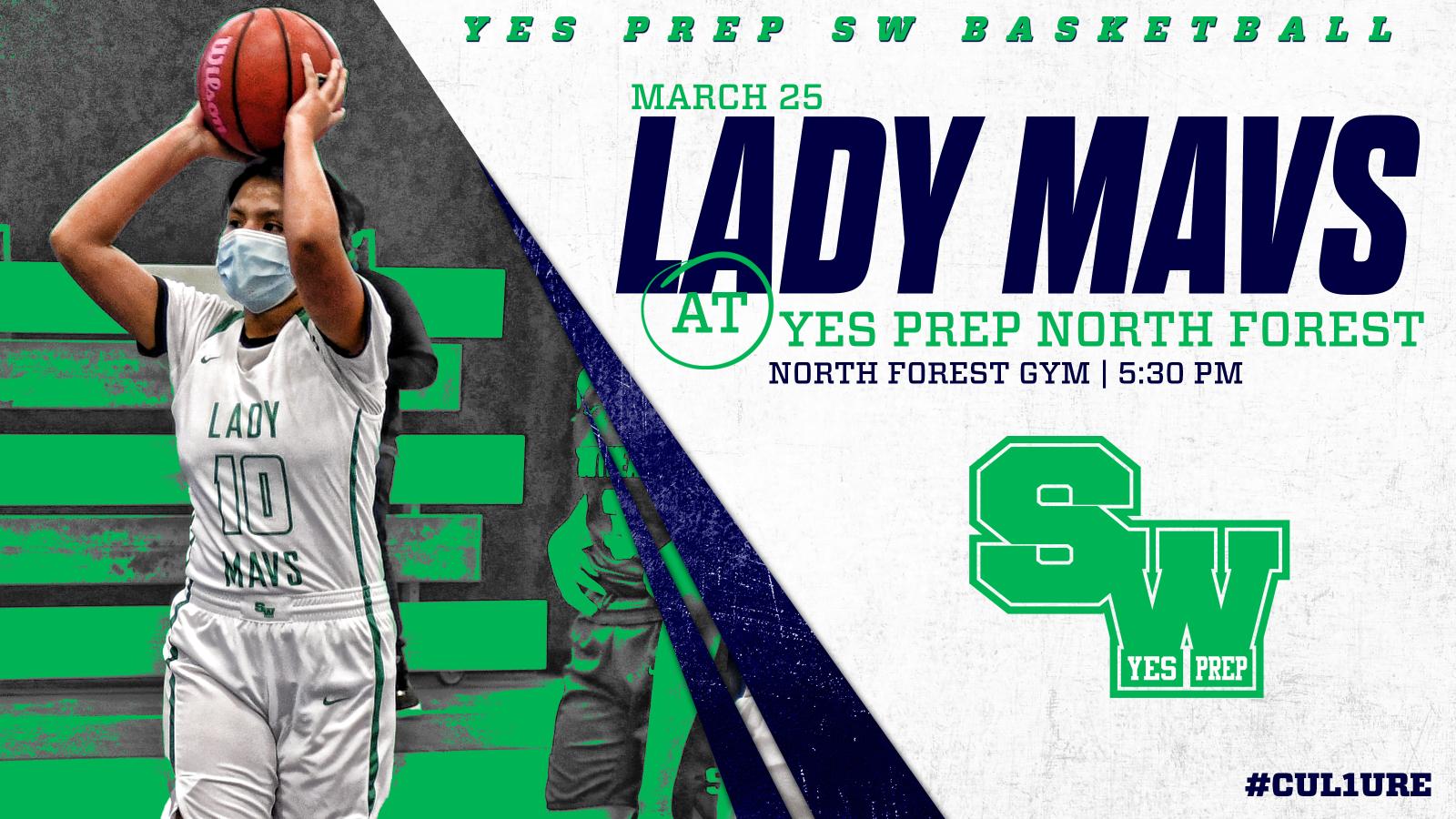 Lady Mavs Ballers  Mid-Season Update