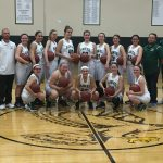 Greenfield High School Girls Varsity Basketball ties Messmer 0-0
