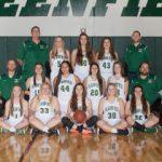 Greenfield High School Girls Varsity Basketball falls to Pius Xi High School 52-39
