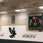 Greenfield High School Boys Varsity Wrestling scores  points at meet