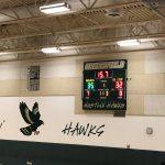 Greenfield High School Boys Varsity Wrestling falls to Whitnall High School 35-32