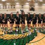 Greenfield High School Girls Varsity Volleyball beat West Allis Central High School 3-0