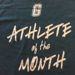 Athlete of the Month  – October