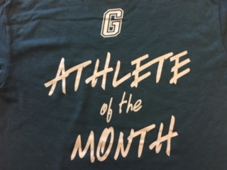 Athletes of the Month – September 2019