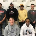 Football Signing Ceremony - February 7, 2018