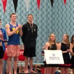 Congrats Ben Davis . . . the newly crowned 200 free-style State champ!!!!