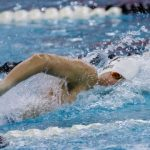 Ben Davis of Greenfield/Greendale/Pius ticketed for state in four events