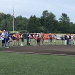 Joe Bykowski Represents GHS State Baseball Champs From 1983