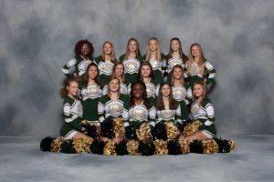 Varsity Cheer 2018-19
