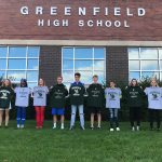 Athletes of the Month – August 2018