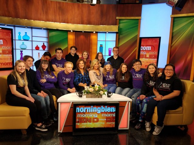 GHS Drama on Morning Blend – Check It out!!!