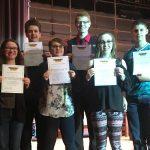 GHS/GMS at German Speaking Contest April 6!!