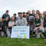 Congrats Coach Miller – 500th Win at GHS!!!
