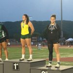 Congratulations Ratka!!! 3rd Place Shot Put At State