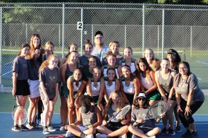 Girls Tennis 9.26.19