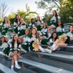 Cheer at National Competition Feb. 2020