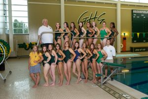 Girls Swim Team Pics