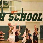 Girls Basketball vs Racine Park 12/4/19