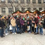 German Student Field Trip to Chicago on 12/2/19