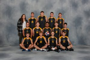Boys Volleyball 2019