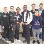 Boys Varsity Wrestling finishes 7th place at Invitational @ Elkhorn Area High School
