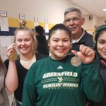 Greenfield Girls Wrestling finishes 12th place at Wisconsin High School Girls Championship