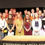 German National Honor Society Induction Ceremony Feb. 26, 2020