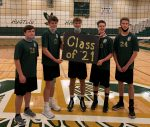 Boys Volleyball Senior Recognition 10/14/20