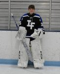 Congrats Sam Siepert – Honorable Mention Goalie for Classic Eight Hockey Conference!!!
