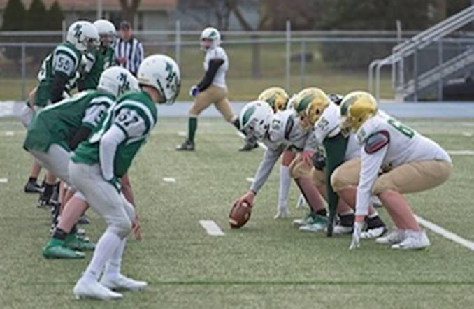 GHS JV-2 Football 3/31/21